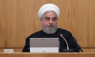 İran Cumhurbaşkanı Ruhani: Halk tarihi sınavdan başı dik çıktı