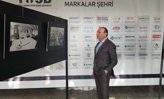 'Cumhuriyetimizin 2. Sanayi Devrimi Fotoğraf Sergisi' TOSB'da sergileniyor