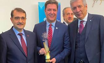 SYK Tekstil enerji verimliliğinde Türkiye birincisi oldu