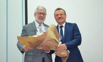Bursa Uludağ Üniversitesi'nde devir teslim töreni