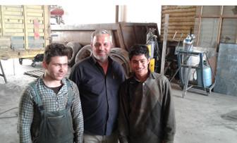Suriyeli gençler için istihdam projesi