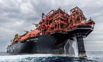 """EBRD, Kıbrıs Rum kesimine """"yüzer LNG terminali"""" projesine katıldı"""