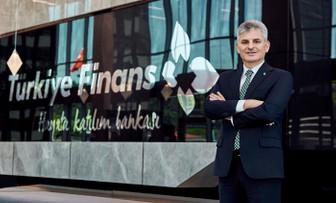 Türkiye Finans, ekonomiye 54 milyar lira kaynak aktardı