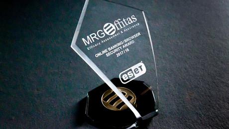ESET Internet Security'ye Online Bankacılık Ödülü