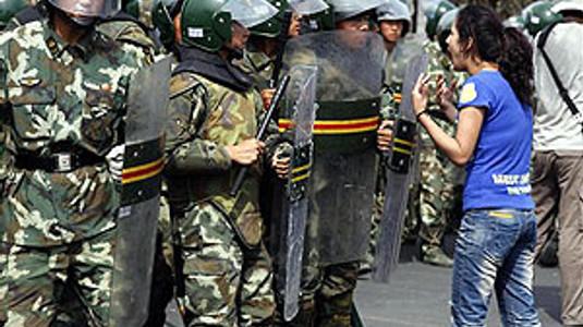 Urumçi'de olaylar devam ediyor   Dünya haberleri