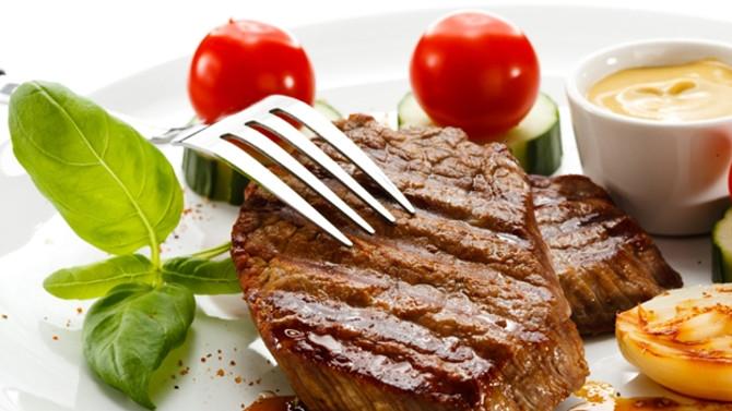 Ağırlığınıza göre et tüketin