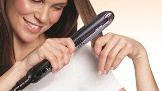 Philips'ten yeni saç düzleştirici