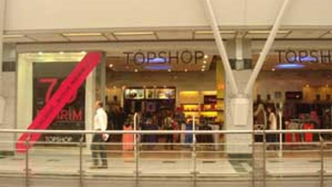 Topshop.com, online alışverişe Türkiye'yi de kattı