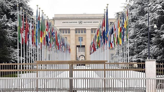 Kıbrıs haritaları BM'ye teslim edildi