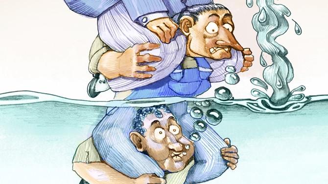 Yolsuzluk arttıkça sosyal adaletsizlik de artıyor