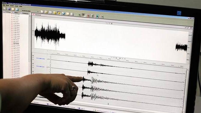 Adana'nın Kozan ilçesinde deprem