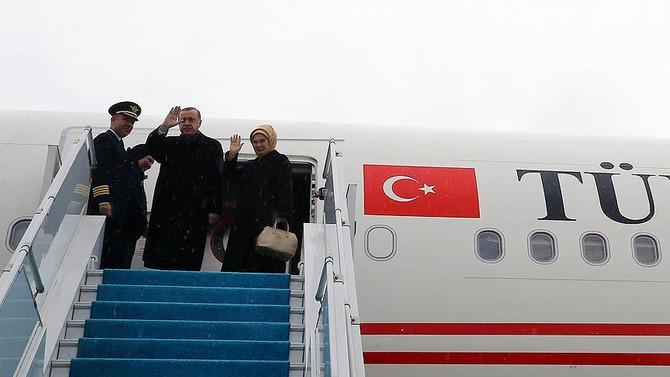Erdoğan Körfez ülkelerine gidecek