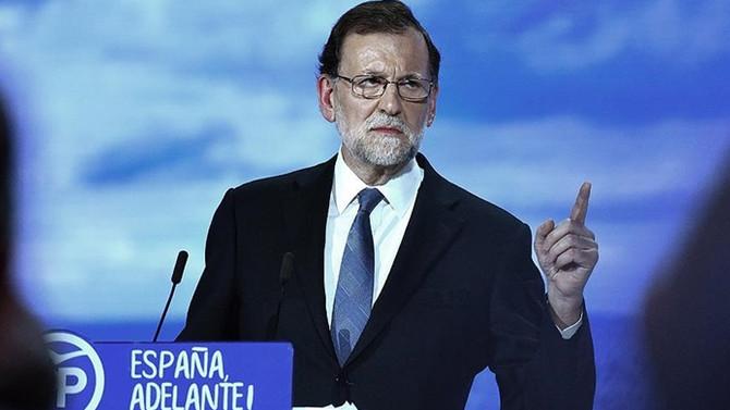 Rajoy, genel başkanlığa tekrar seçildi