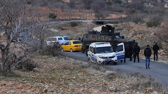 Şanlıurfa'da rehine krizi