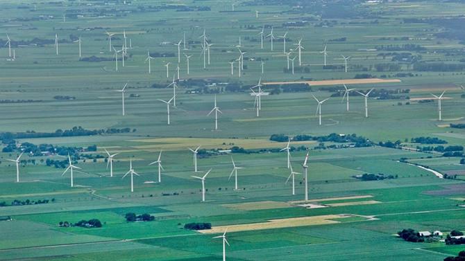 Almanya RES yatırımlarında AB birincisi