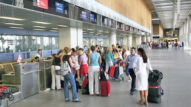YDA Dalaman'ın yeni terminali 2018'de devrede