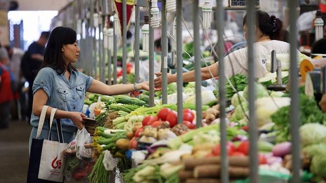 Çin'de ocak ayı enflasyonu yüzde 2,5