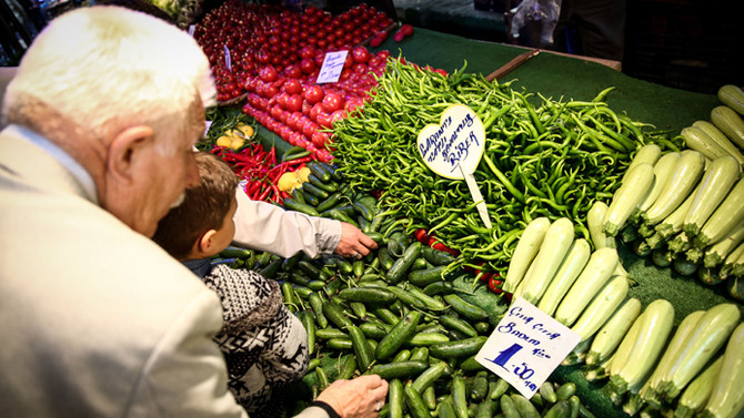 Tarım-ÜFE ocakta yüzde 9,51 arttı