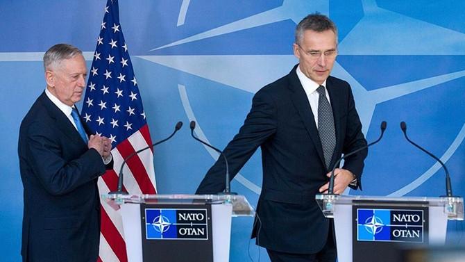 ABD'den NATO'ya uyarı