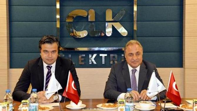 CLK Akdeniz Elektrik'te görev değişimi