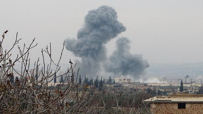 Fırat Kalkanı'nda 13 terörist etkisiz hale getirildi