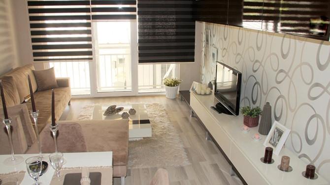 Yeni projelerde 51-75 metrekare evler arttı
