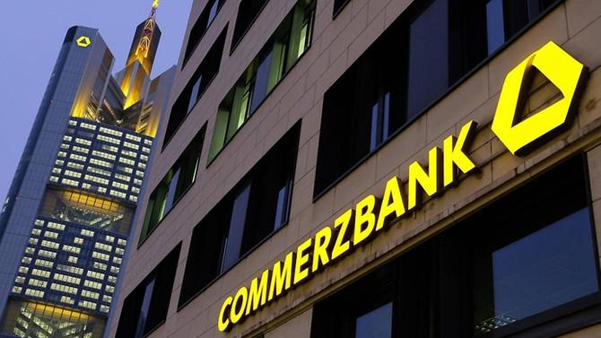 Commerzbank'ın kârı eridi