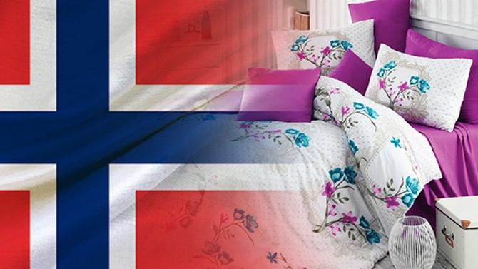 Norveçliler yünden üretilmiş uyku setleri istiyor