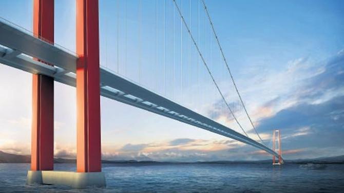 1915 Çanakkale Köprüsü için imzalar bugün atılıyor