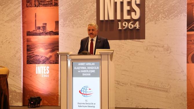 Bakan Arslan: Altyapı yatırımları gelişme için şart