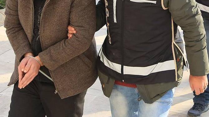 8 muhtara PKK gözaltısı