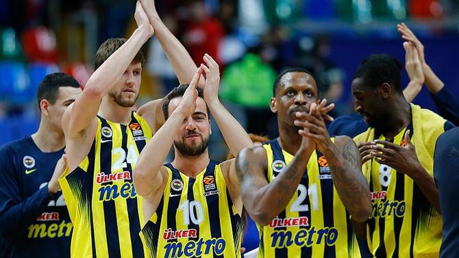 Fenerbahçe, Avrupa'da doludizgin