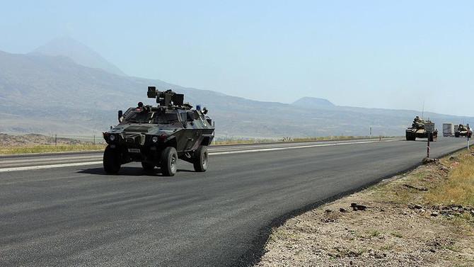 Tunceli'de 'özel güvenlik bölgesi' uygulaması