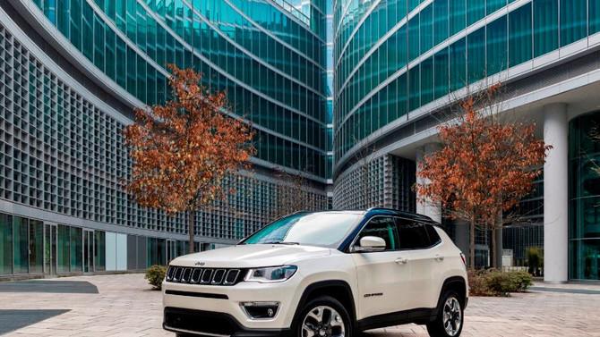 Yeni Jeep Compass sonbaharda Türkiye'de