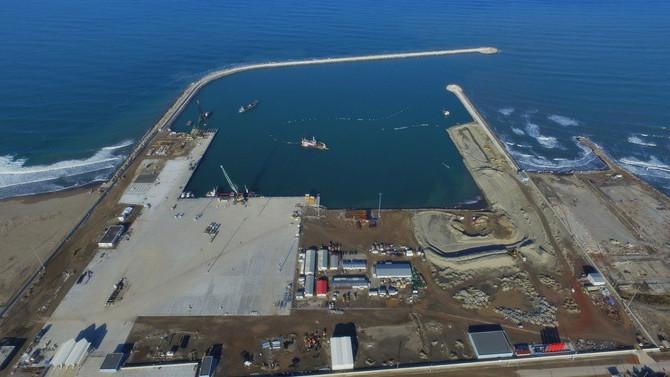 Karasu Limanı açıldı