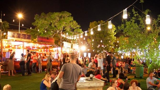 Açık Hava Gurme Lezzetleri Festivali