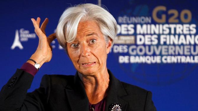 IMF: Büyüme için küresel işbirliği gerekiyor