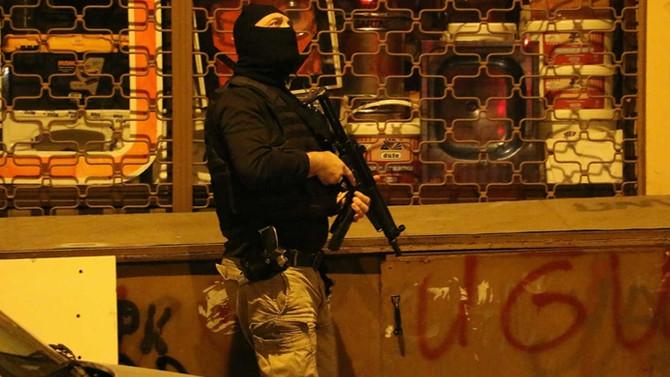 Van'da PKK operasyonu: 40 gözaltı