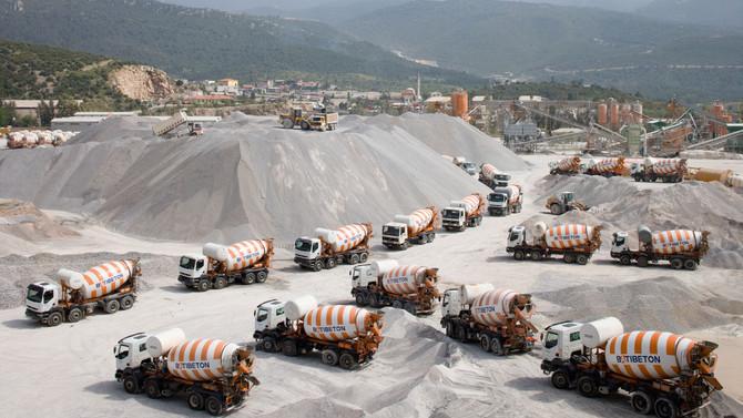 Çimentoda üretim yüzde 50 arttı