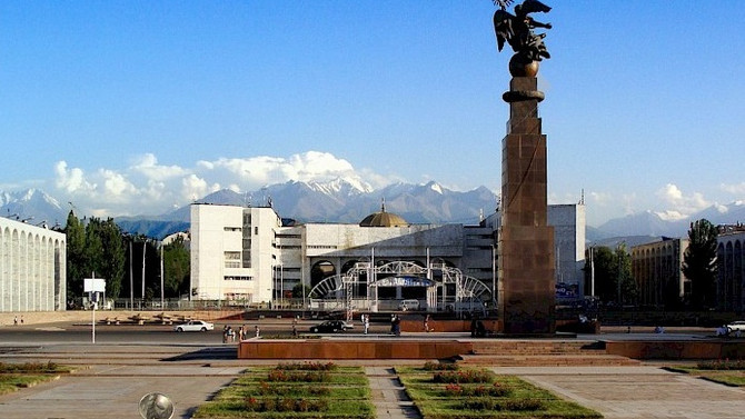 Avrasya Ekonomik Yüksek Konseyi, Bişkek'te toplandı