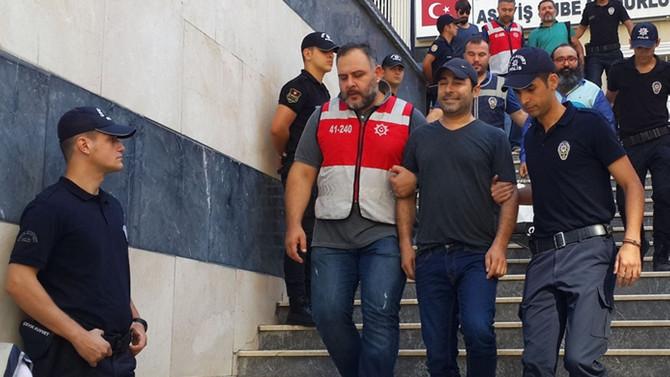 Atilla Taş ve 11 şüpheli tekrar tutuklandı