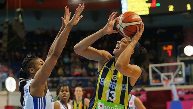 Fenerbahçe Avrupa ikincisi