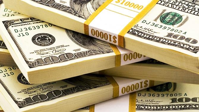 Döviz ihalesinde teklif 770 milyon dolar
