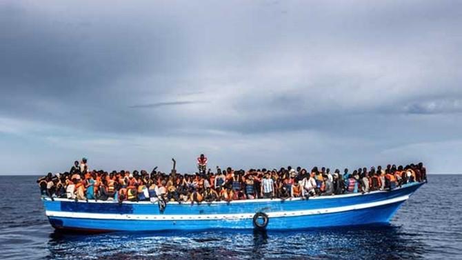UNHCR, Akdeniz'de 9,000 göçmen kurtardı