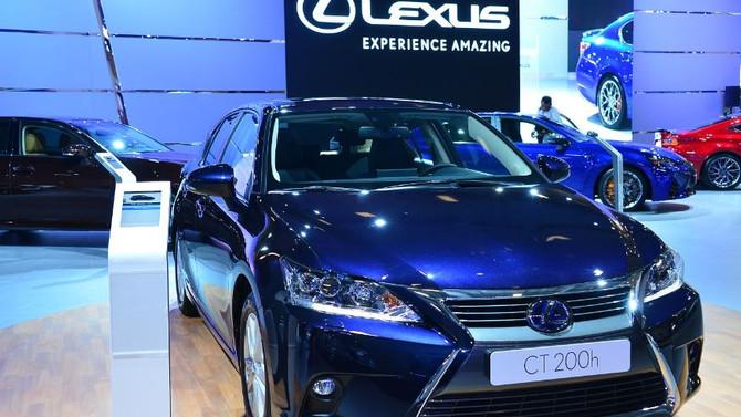 Lexus İstanbul Autoshow'da 'İnteraktif Showroom'unu tanıttı