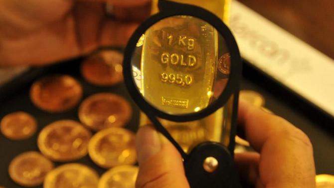 Altının kilogram fiyatı yükseldi