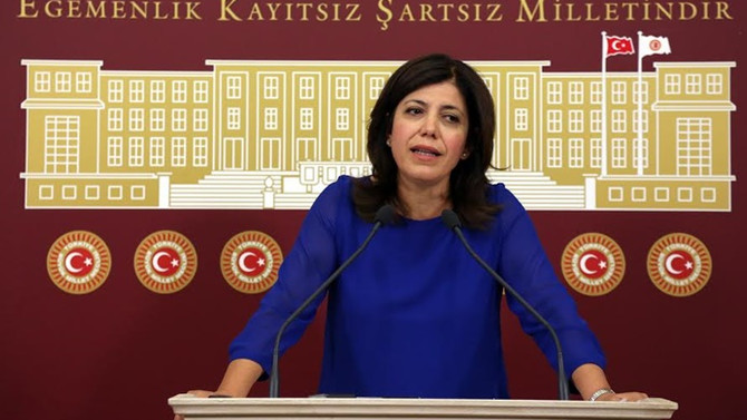 HDP Milletvekili Beştaş'a tahliye kararı