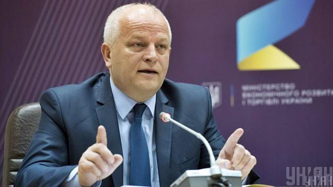 Ukrayna ile ticaret anlaşmasında son aşama