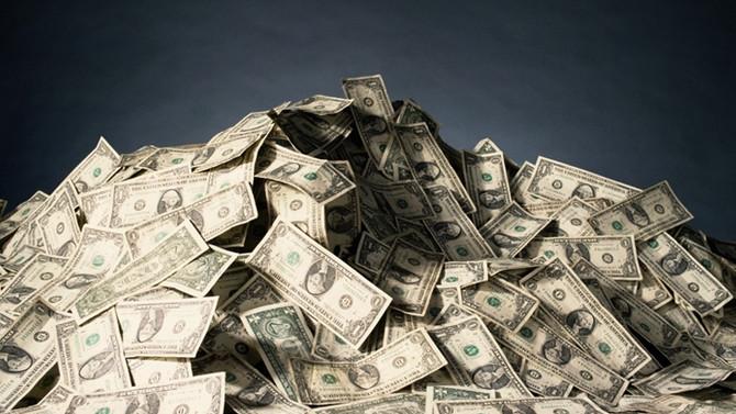 UYP 381 milyar dolar açık verdi