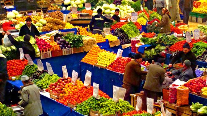 Meyve sebzede fiyat artıranlara uyarı